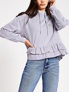 river-island-frill-smock-hoodie-lilac