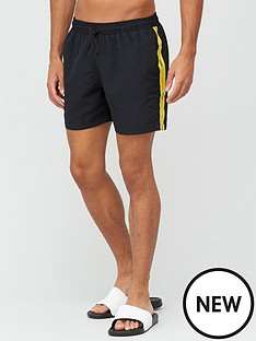 barbour-international-stripe-swim-shorts-black