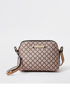 river-island-small-double-compartment-monogram-cross-body-bag-beige
