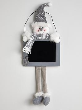 snowman-wall-hanging-chalkboard