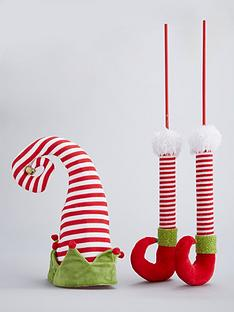 elf-christmas-tree-pick-set