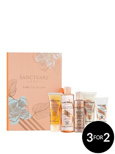 sanctuary-spa-time-to-glow-gift-set