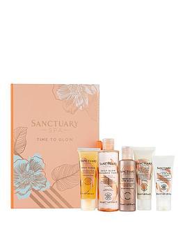 sanctuary-spa-time-to-glow-gift-set