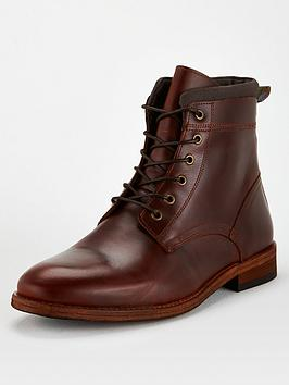 barbour-backworth-lace-up-boot-mahogany