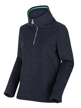 regatta-solenne-quarter-zip-fleece-navy