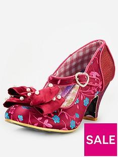 irregular-choice-snow-drop-floral-and-pearl-heeled-shoe--nbspbordo