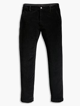levis-slim-fit-chino-in-cord-black