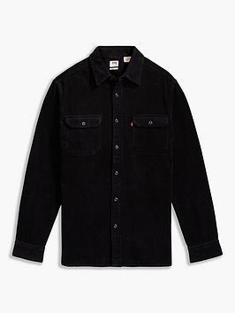 levis-jackson-cord-worker-shirt-black
