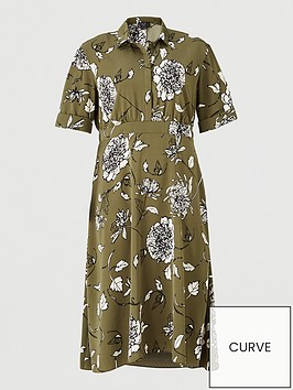 ax-paris-curve-maxi-shirt-dress-khaki