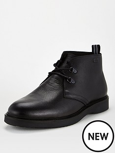 barbour-international-piston-lace-up-boot-black