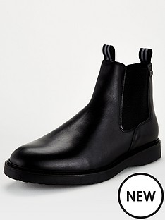 barbour-international-crank-chelsea-boot-black