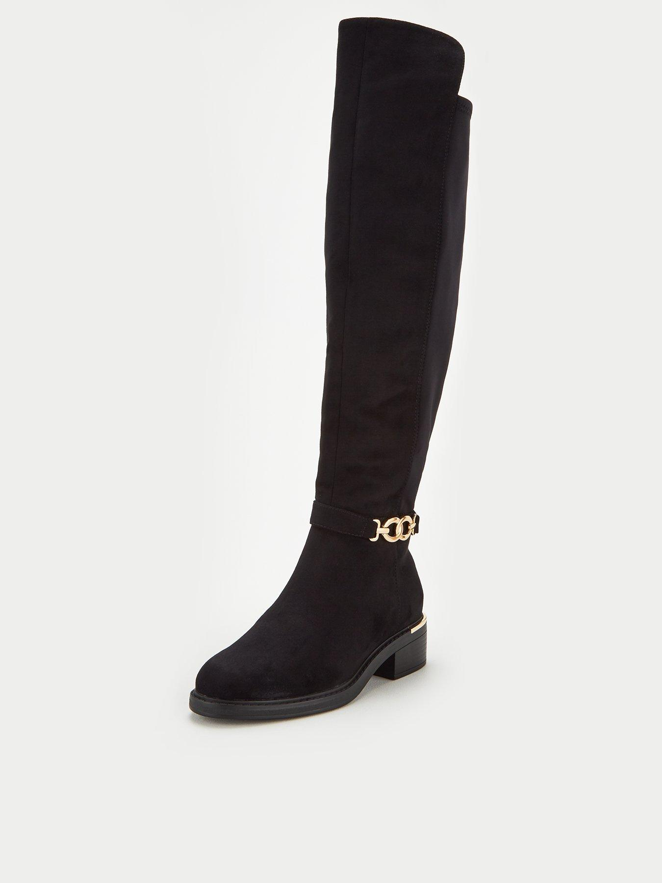 Over The Knee Boots | Women's Footwear