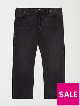 levis-big-amp-tall-501-original-straight-jeans-grey