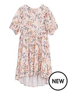 mango-girls-woven-floral-smock-dress-pink