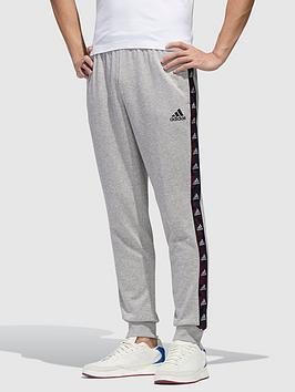 adidas-essential-tape-pant-grey