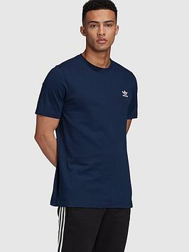 adidas-originals-essential-t-shirt-navy