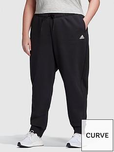 adidas-adidas-badge-of-sport-fleece-pant-plus-size