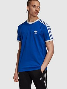 adidas-originals-3-stripe-t-shirt-blue