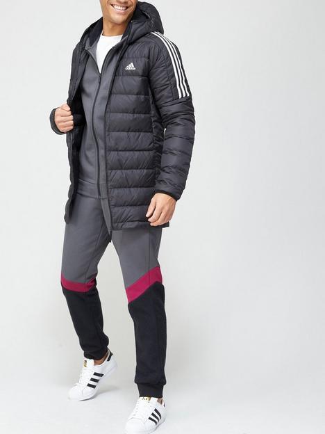adidas-essentials-down-parka-black
