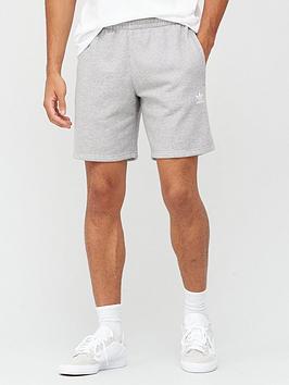 adidas-originals-essential-short-medium-grey-heathernbsp