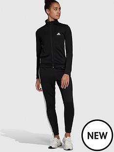 adidas-teamsports-tracksuit-black