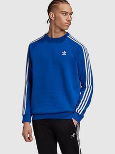 adidas-originals-3-stripe-crew-blue