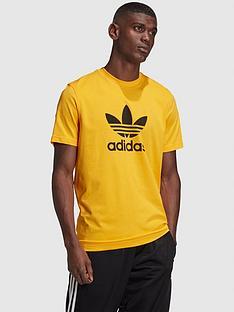 adidas-originals-trefoil-t-shirt-goldnbsp