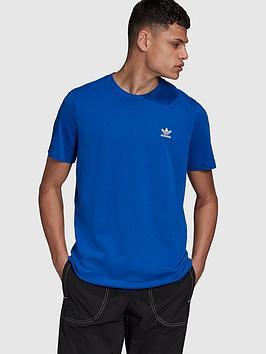 adidas-originals-essential-t-shirt-blue