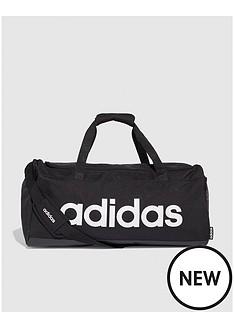 adidas-linear-duffle-bag-blacknbsp