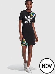 adidas-originals-hernbspstudio-t-shirtnbspdress-multinbsp