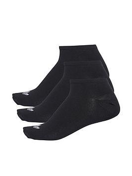 adidas-originals-trefoil-liner-socks-3-packnbspnbsp--blacknbsp