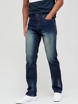 very-man-straightnbspjean-with-stretch--nbspdark-vintage-wash