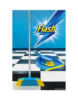 flash-flash-brush-with-dustpan-and-brush