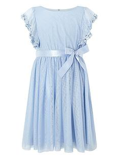 monsoon-girls-amika-sequin-frill-dress-blue