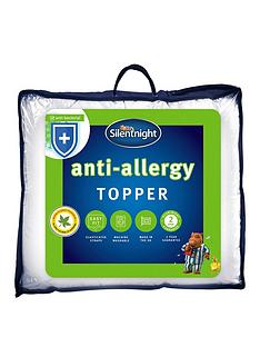 silentnight-anti-allergy-mattress-topper
