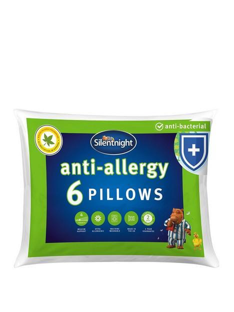 silentnight-anti-allergy-pillows-ndash-pack-of-6