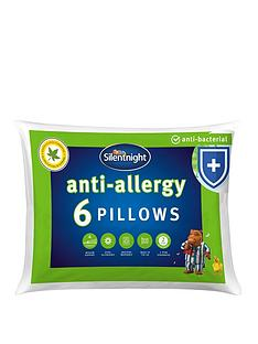 silentnight-anti-allergy-pillows-ndash-pack-of-6