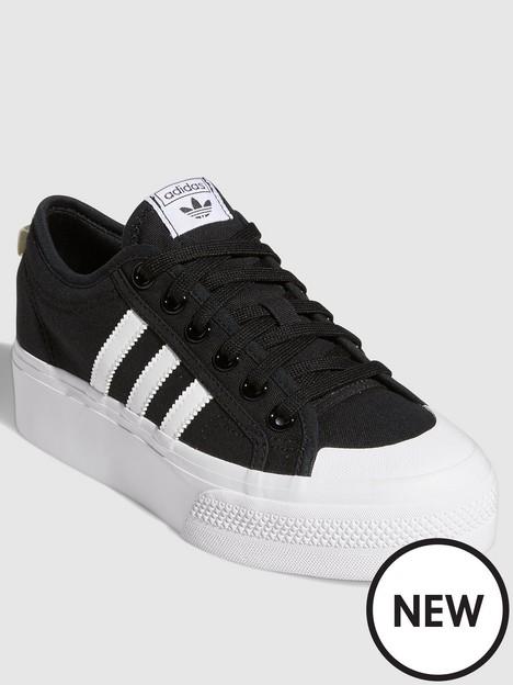 adidas-originals-nizza-platform-blackwhite