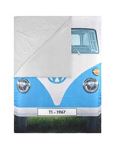 volkswagen-vw-double-sleeping-bag-bluered