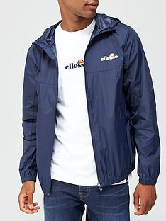 ellesse-cesanet-full-zip-jacket-navy