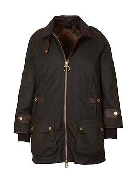 barbour-norwood-wax-jacket-olive