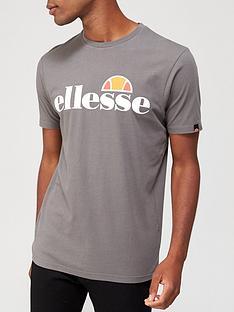 ellesse-prado-t-shirt-dark-grey