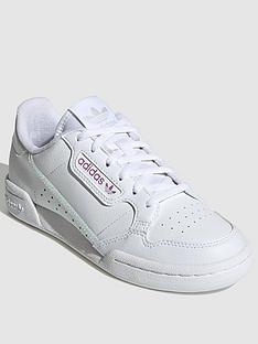 prod1089563866: Continental 80 Junior Trainers - White