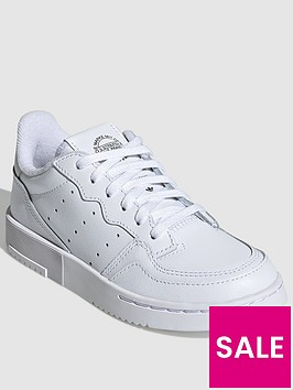 adidas-originals-supercourt-childrens-trainers-white