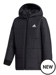 adidas-childrensnbsppadded-zip-through-jacket-black