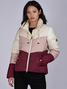 barbour-international-kendrew-quilt-jacket-pink