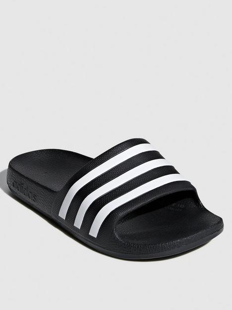 adidas-adilette-aqua-sliders-blackwhite