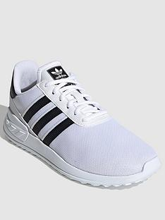 adidas-originals-la-trainer-lite-junior-trainers-whiteblack