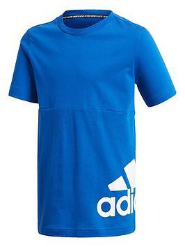 adidas-boys-badge-of-sport-t2-t-shirtnbsp--blue