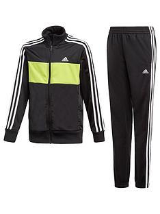 adidas-boys-tiberionbsptracksuit-black